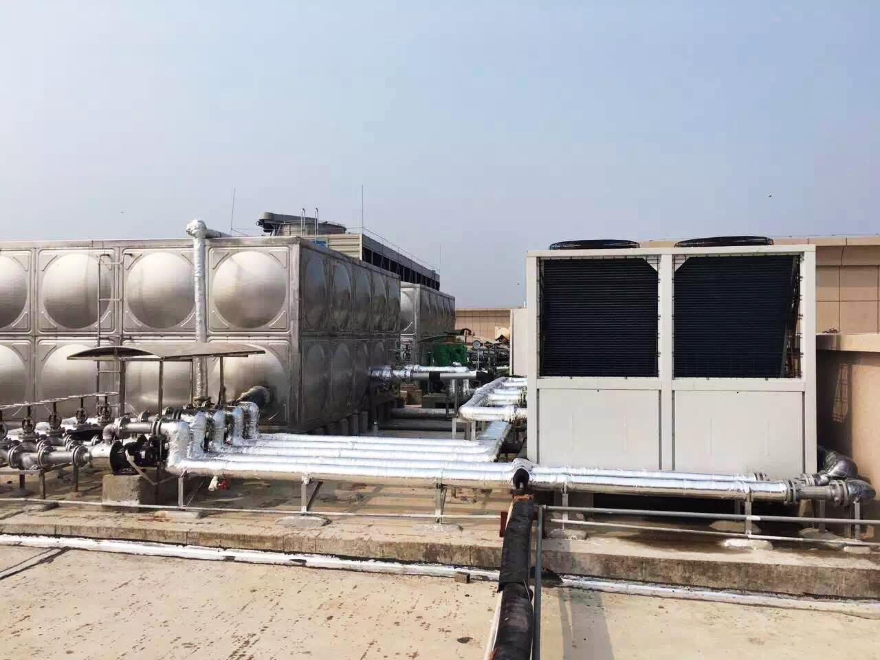 岳阳平江人民医院160立方不锈钢水箱