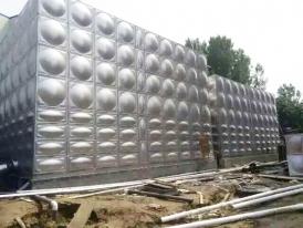 贵州凯里经开区不锈钢水箱项目