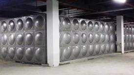 贵州铜仁不锈钢水箱项目