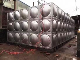 江西萍乡市正大陶瓷厂150立方箱泵一体化设备
