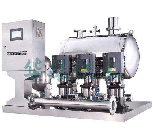 SSDVW矢量变频无负压供水设备