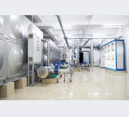 标准化泵房
