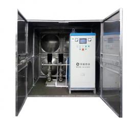 湖南箱式一体化泵站