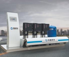 集成式全变频智能恒压供水设备