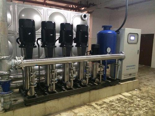 湖南二次加压供水设备